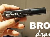 mascara sourcils Brow Drama Gemey-Maybelline mais pour