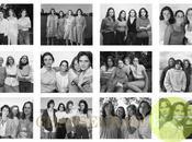 sœurs photographiées pendant