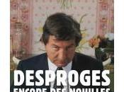 Chroniques culinaires Encore nouilles Pierre Desproges éditions échappés