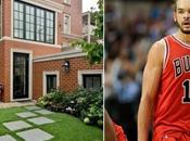 Découvrez nouvelle maison Joakim Noah Chicago