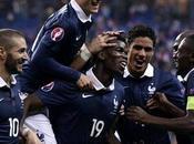 Football: qualifs Euro 2016, revue semaine