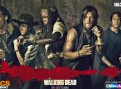 "TELEVISION ""The Walking Dead"" Saison n'est début This only beginning"