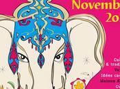 L'inde s'invite Salon l'Asie