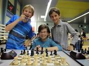 Rapide d'échecs jeunes Paris