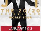 Justin Timberlake annonce deux dernières dates tournée DVD!