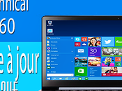 Nouvelle Mise Jour Windows Technical preview disponible