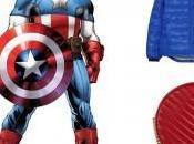 Mythologies d'aujourd'hui Captain America Super Héros Martien