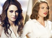 Agent Carter Lyndsy Fonseca (Nikita) rejoint casting