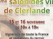 Salon vins Clerlande novembre