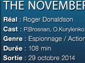 [CINÉMA] Notre critique November