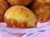 Croquettes mozzarella