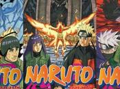 [Les sagas shônen] tomes Naruto ninjas bien grandi