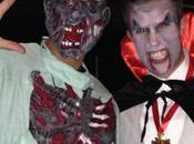 sportifs déguisent pour Halloween