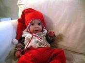 Noël arrive commandez bonnets pour bambins