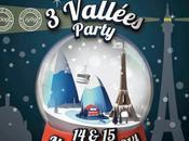 vendredi samedi Novembre 2014, Vallées présentent Party Paris