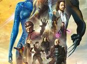 Men: Days future past Bryan Singer avec James McAvoy, Hugh Jackman, Michael Fassbender, Jennifer Lawrence
