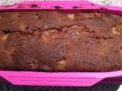 Cake framboises rhubarbe