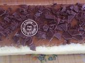 Gâteau Brun café