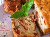 Cake olives mozza tomates séchées