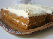 Carrot Cake fondant glaçage cream cheese