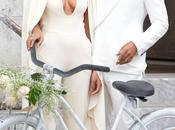 White Wedding Mariage Solange Knowles Alan Ferguson...