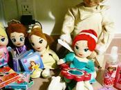 Biscotti ouvre salon coiffure pour princesses avec produits Princesse Jujube #lutins