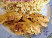 Aiguillettes poulet cheddar