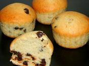 Muffins banane pépites chocolat (sans oeuf sans ajoutée)