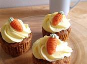 Carrot cake façon cupcakes