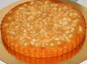 Moelleux Pomme Kaki coulis Clémentine