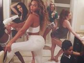 7/11, clip complètement barré Beyoncé...