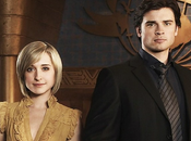 Following actrice Smallville guest-star dans saison