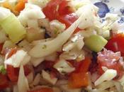 Salade fraicheur fenouil