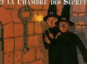 Harry Potter chambre secrets Livre film