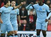 Premier League Manchester City fait exploser Southampton