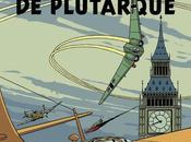 bâton Plutarque, d'Yves Sente André Juillard d'après personnages d'E.P. Jacobs