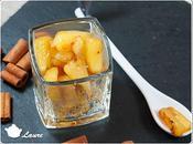 Ananas poêlé épices