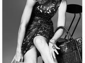 Madonna starissime égérie nouvelle campagne Versace printemps prochain...