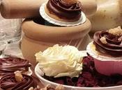 Cupcakes, biscuits Savoie zestes d'orange ganache huile essentielles douce