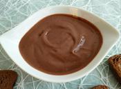 tartinade diététique allégée fromage-chocolat seulement kcal (sans sucre riche protéines)