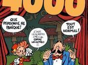 4000 fois journal Spirou