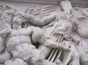 sculptures antiques dans musées: N°5: frise gigantomachie (Pergamonmuseum, Berlin)