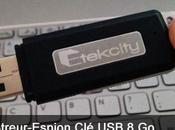 Dictaphone Enregistreur-Espion