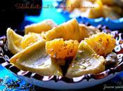 Salade d'artichaut d'orange marocaine