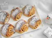 KORVAPUUSIT Brioches Scandinaves cannelle {Foodista Challenge