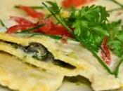 Raviolis escargots
