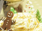 gâteau neiges