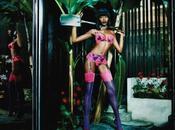 Mode Naomi Campbell, égérie Agent provocateur