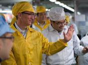 Apple accusée continuer l'exploitation travailleurs chaînes production