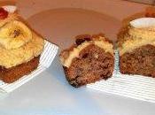 mini-cakes fruit secs exotique crémeux vanille